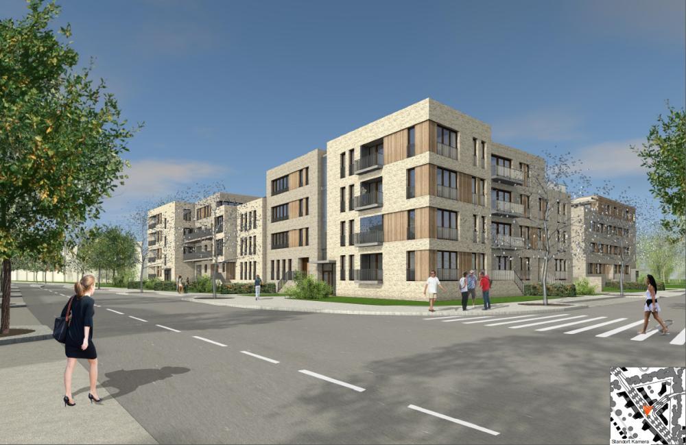 Neubauvorhaben Horst-Embacher-Allee 7-9